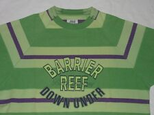 *BEST COMPANY T SHIRT*BARRIER REEF DOWN UNDER*VINTAGE*ULTRAS*GR:L - XL*TIP TOP
