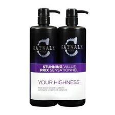 12 X TIGI Catwalk Your Highness Elevating Shampoo 750ml