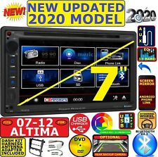 FITS/FOR 07 08 09 10 11 12 TOUCHSCREEN DVD CD BT BLUETOOTH Car Stereo Radio