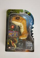 WowWee Fingerlings Untamed Snakes Toxin Rattle Snake Interactive Finger Toy NEW!
