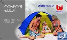 Tenda spiaggia vacanze beach Bestway 67278 2 posti tenda parasole paravento