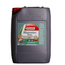 Castrol MAGNATEC Diesel 5W-40 DPF  20 Litro Bidone