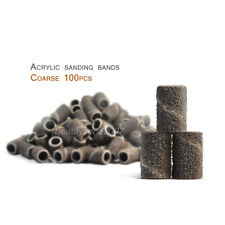 Kupa Acrylic Sanding Bands 100 pcs - Coarse Grit