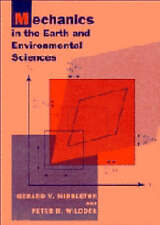 Mechanics in the Earth and Environmental Sciences-ExLibrary