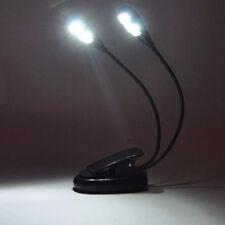 Lampe pinces portable bureau Mini brillant éclairage luminaire simple lecture