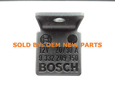 Main Relay BOSCH 0332209150 Fuel Pump Relay NEW OEM