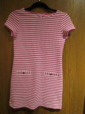 Lilly Pilizer Girl's Pink and White Dress Size Xl (12 - 14) Youth