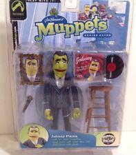 Muppets Johnny Fiama Palisades - Pin Stripe Suit - Series 7 Jim Henson - New