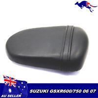 Pillion Rear Seat Cowl Cover Fairing For Suzuki GSXR 600 750 k6 2006 2007