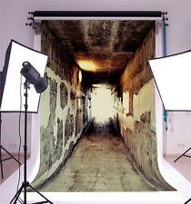 Old Building Passage Photography Backgrounds 5x7ft Vinyl Photo Backdrops