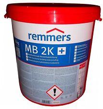 25kg Remmers Multi Bauabdichtung MB2K+ Dichtstoff Sanierung Verkieselungs Sperre