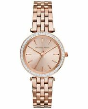 Michael Kors MK3366 Ladies Rose Gold Mini Darci Watch