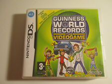 Nintendo DS Guiness World Records the Videogame with case & instruction booklet
