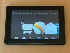 "Amazon Kindle Fire HD 16GB 3rd Generation Wi-Fi, 7"" P48WVB4 Tablet Black TESTED!"