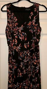 Cynthia Rowley Patterned Jumpsuit Size Med