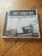 Omar A. Rodriguez- Lopez A Manual dexterity Vol 1 Cd