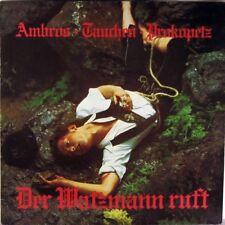 AMBROS-TAUCHEN-PROKOPETZ - DER WATZMANN RUFT (REMASTERED) (BLA   VINYL LP NEW+