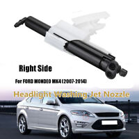 Right Headlight Washer Jet Nozzle Sprayer For FORD MONDEO MK4 2007-2014  # / ^