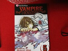 Vampire Knight Manga issue #5 anime manga shojo shonen hot