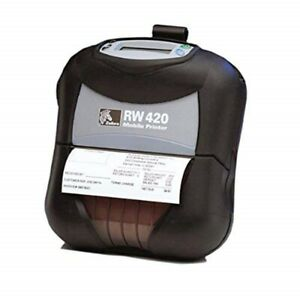 Zebra RW 420 (R4D-0UBA000N-00) Mobile Thermal Printer