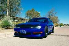 Car Hood Mask Bonnet Bra Fits Nissan 240sx 97 98 1997 1998 Silvia S14 Kouki