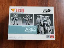 Bandai B-Club 1/100 OZ-07AMS Aries Gundam Wing Original Resin Kit Rare