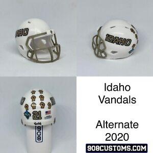 Custom Pocket Pro Helmet FCS Idaho Vandals Alternate 2020