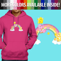 Care Bears Rainbow Friends Classic Cartoon Pullover Sweatshirt Hoodie Sweater