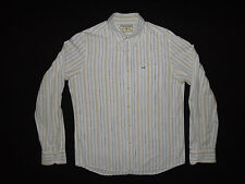 HOLLISTER LONG SLEEVE STRIPED SHIRT SIZE LARGE CASUAL STYLE
