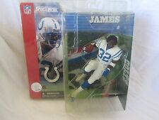 McFarlane NFL Series 1 Edgerrin James Super Chase Varient - NO HELMET (RARE)
