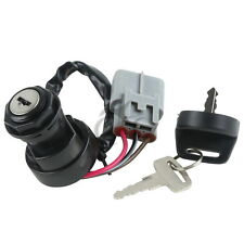 Ignition Switch Key For Yamaha GRIZZLY 700FI 4X4 YFM700 2009-2013 2012 2011 2010