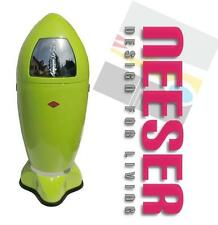 Wesco SPACEBOY XL DESIGN ABFALLEIMER Mülleimer in lime green vom Fachgeschäft