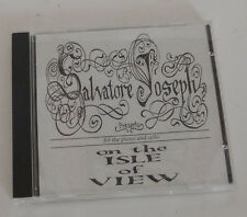 Salvatore Joseph On The Isle Of View and Valley of The Mood CD Piano and Cello