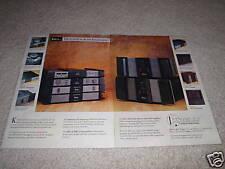 Krell 2 pg AD fr 1993,KSA-300s,200s,100s,MD-20 CD, KRC2
