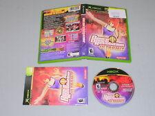 DANCE DANCE REVOLUTION ULTRAMIX DDR (Xbox) Complete BL