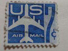 USA STAMP -  US AIR MAIL - 7c
