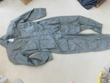 US ARMY NOMEX FLYER'S FLIGHT SUIT SUMMER CWU-27/P SIZE 44R