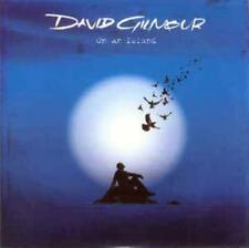 David Gilmour: Island Jam PROMO MUSIC CD pink floyd member classic rock! RARE