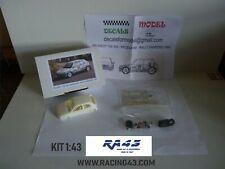 1/43 Peugeot 106 XSI Rally Sanremo 1993 Medeghini KIT