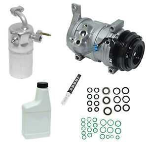 New A/C Compressor and Component Kit for Tahoe Silverado 1500 Suburban 1500 Sier