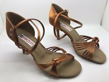 Chaussure de danse Dancelife Model 18633 couleur :tan