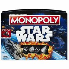 Hasbro Gaming Monopoly Disney Star Wars Box & Board Game
