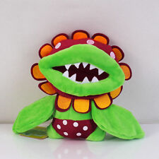 Super Mario Brothers Petey Piranha Plant 6 inch Plush Toy Figure Stuffed Doll