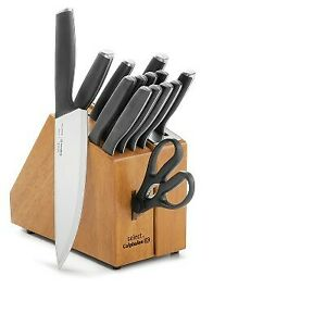 Select by Calphalon 15pc Self-Sharpening Cutlery Set