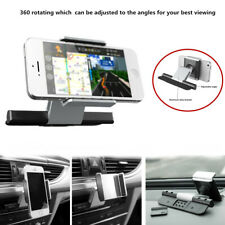 Car CD Slot Stand Holder Mount Kit Fit For Cell Phone iPhone Samsung Sat Nav GPS