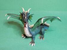 Schleich 70033 figurine Dragon vert Knight Chevalier Ritter Drache PVC figure