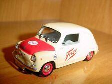 SEAT 600D 600 D FIAT FRIGO-ICE CREAM COMPANY-1:43 1965 HELADOS