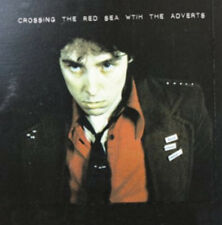 The Adverts : Crossing the Red Sea With the Adverts CD (2011) ***NEW***