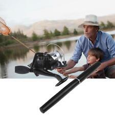 Mini Aluminum Pocket Pen Fishing Rod Pole + Reel-Ideal Accessories POP Combo