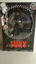WWE JEFF HARDY FURY UNMATCHED ACTION FIGURE(055)